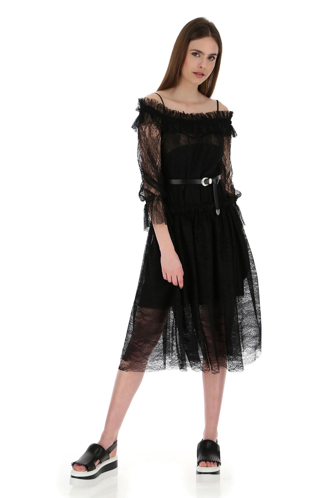 Сукня з мереживом Imperial