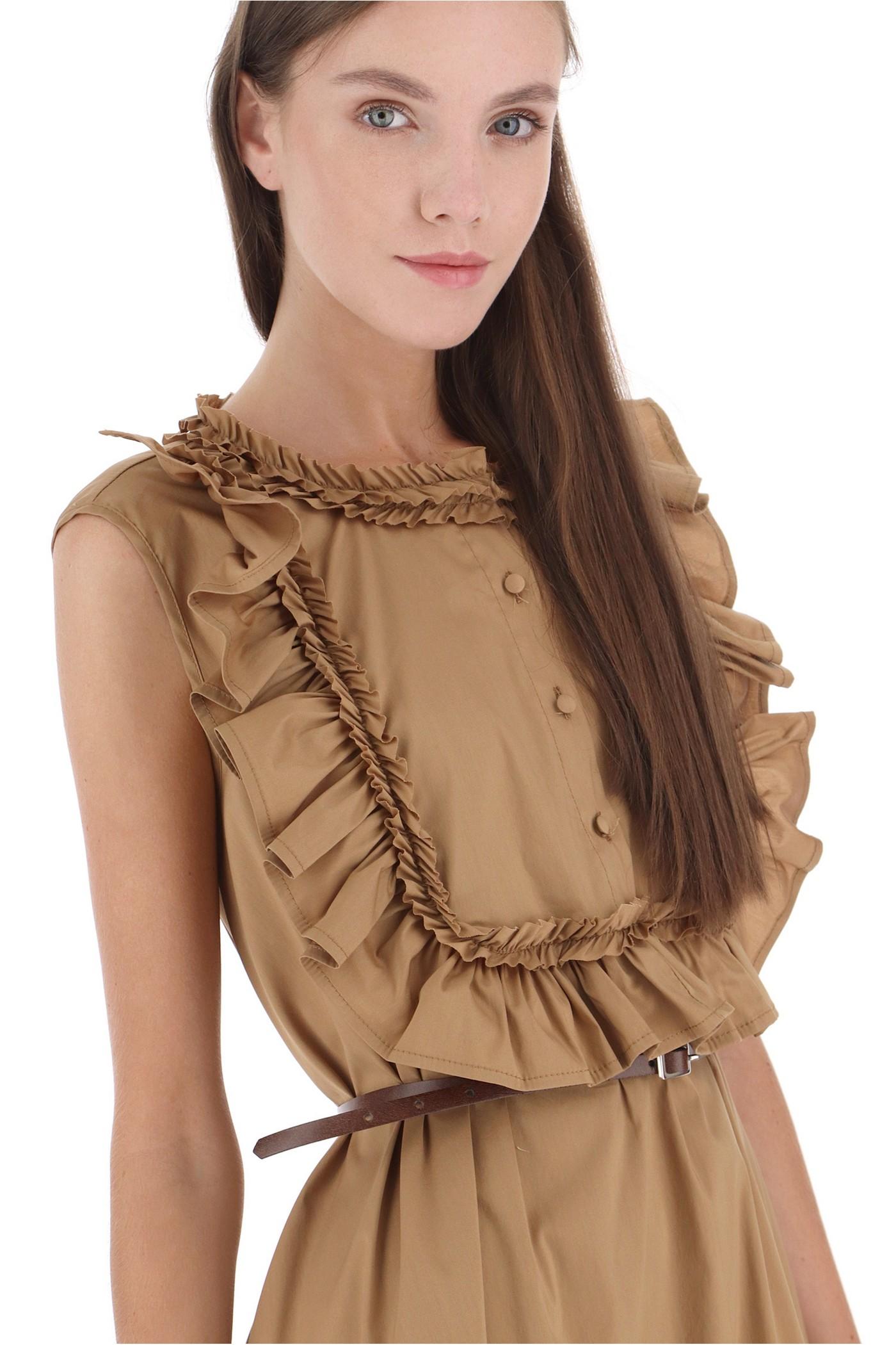 Бавовняна сукня, колір безквіт Imperial
