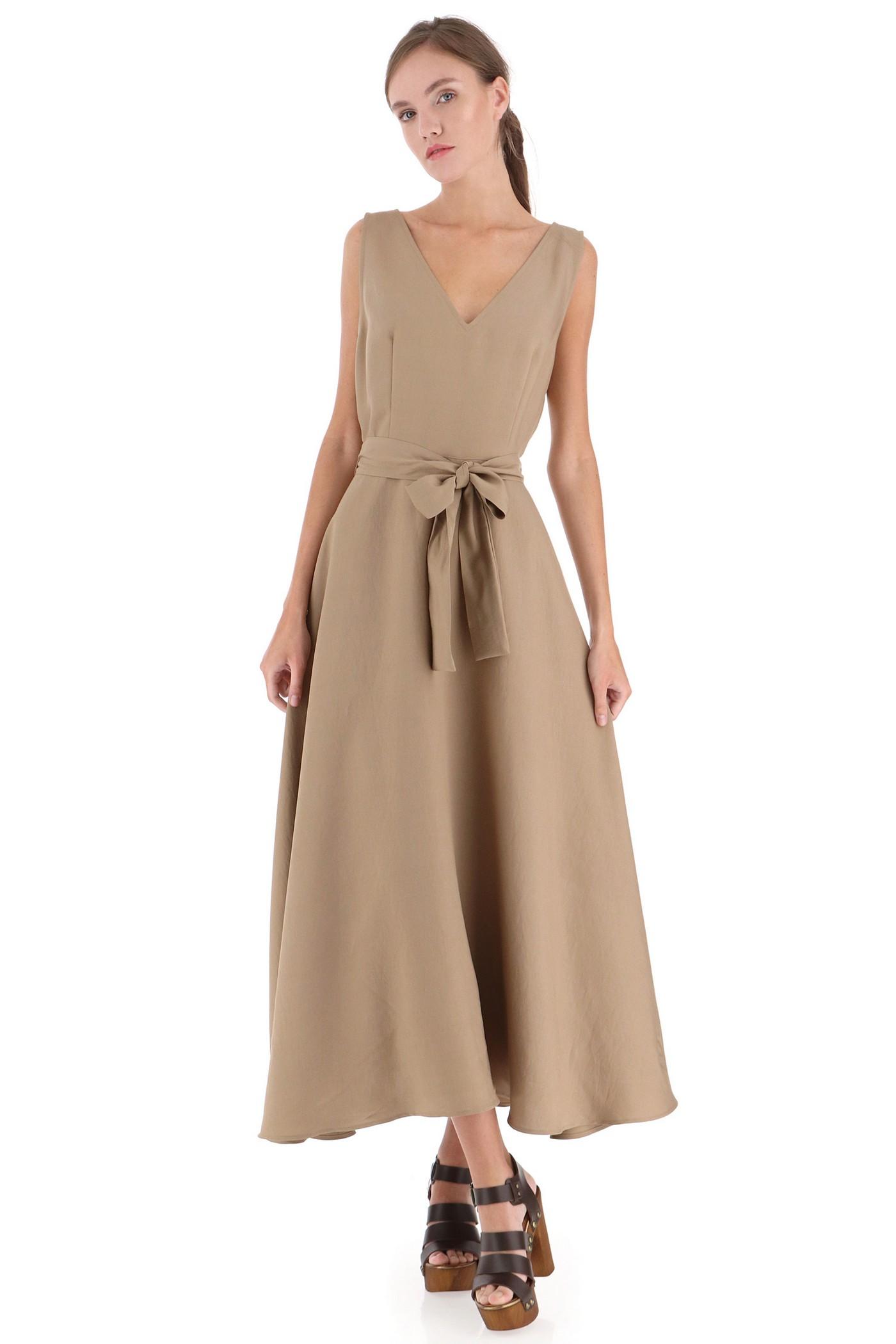 Віскозна сукня під пояс  Imperial