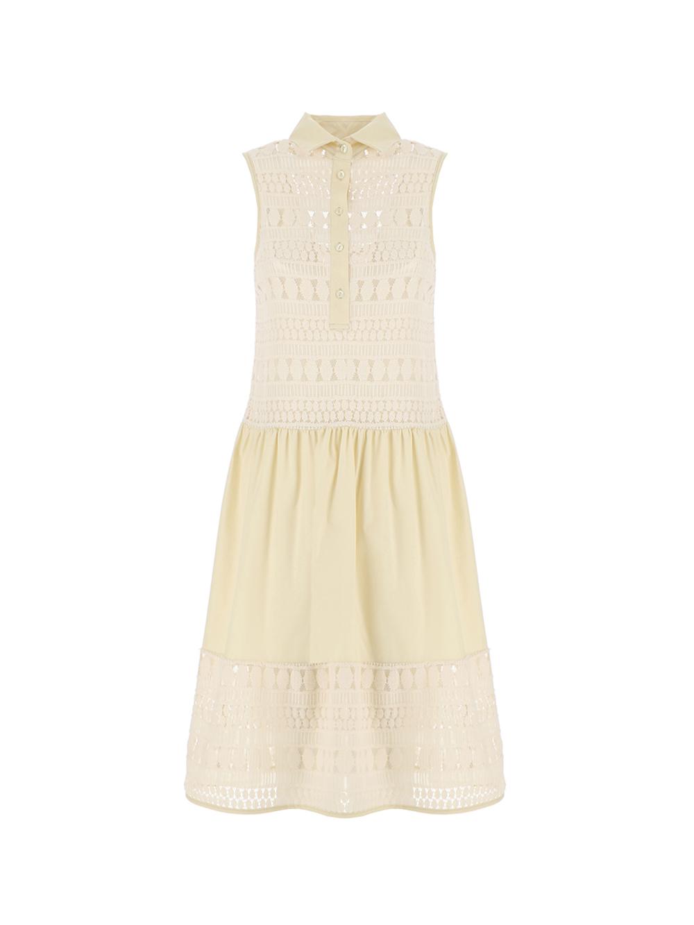 Хлопковое платье Imperial