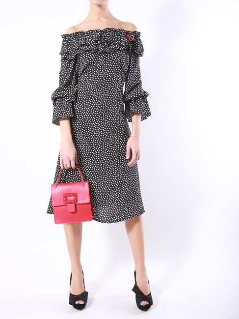 Сукня в горох італійського бренду Rinascimento