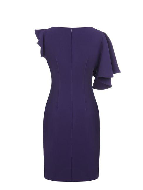 Сукня з оссіметрічними рукавами Rinascimento