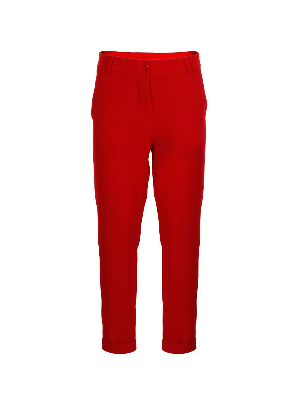 Хлопковые брюки с маленьким манжетом Imperial