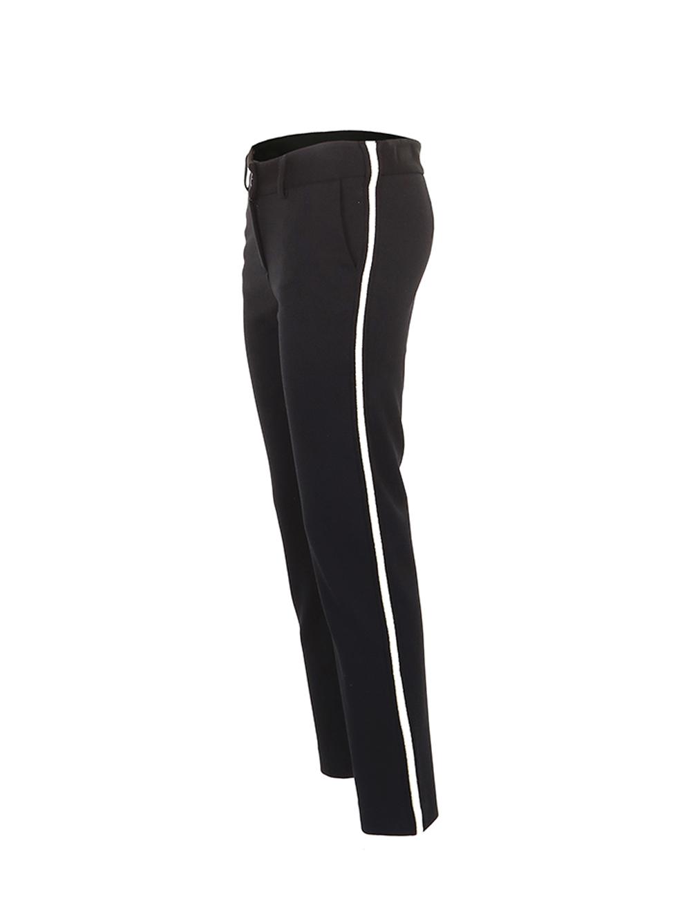 Вискозные брюки с лампасом Imperial