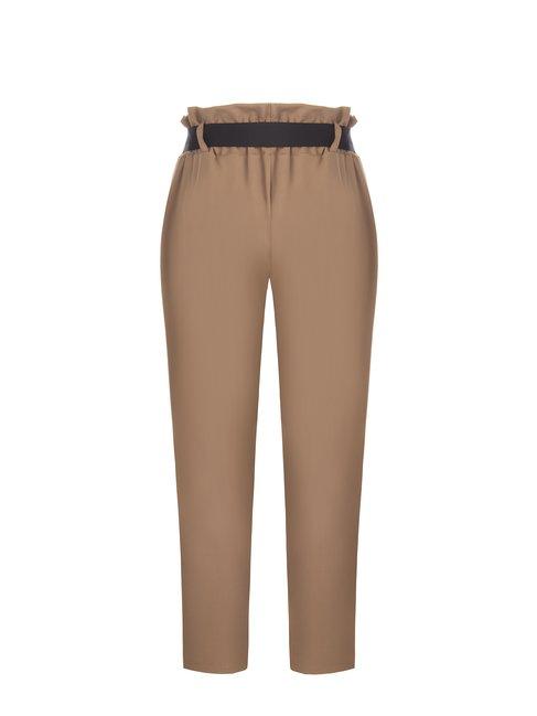Віскозні класичні брюки з поясом Rinascimento