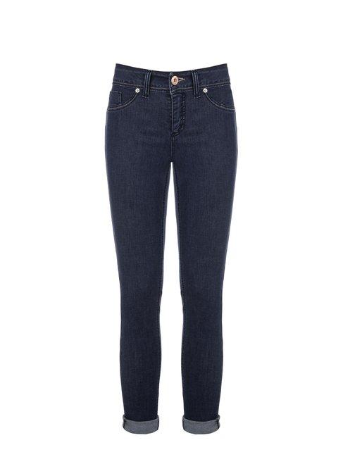 Класические джинсы итальянского бренда Rinascimento