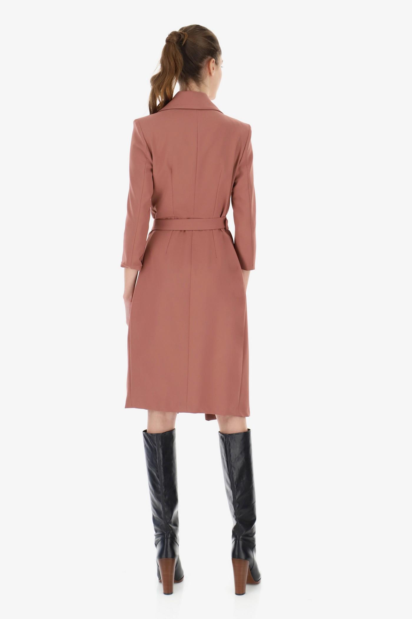 Платье с поясом Imperial