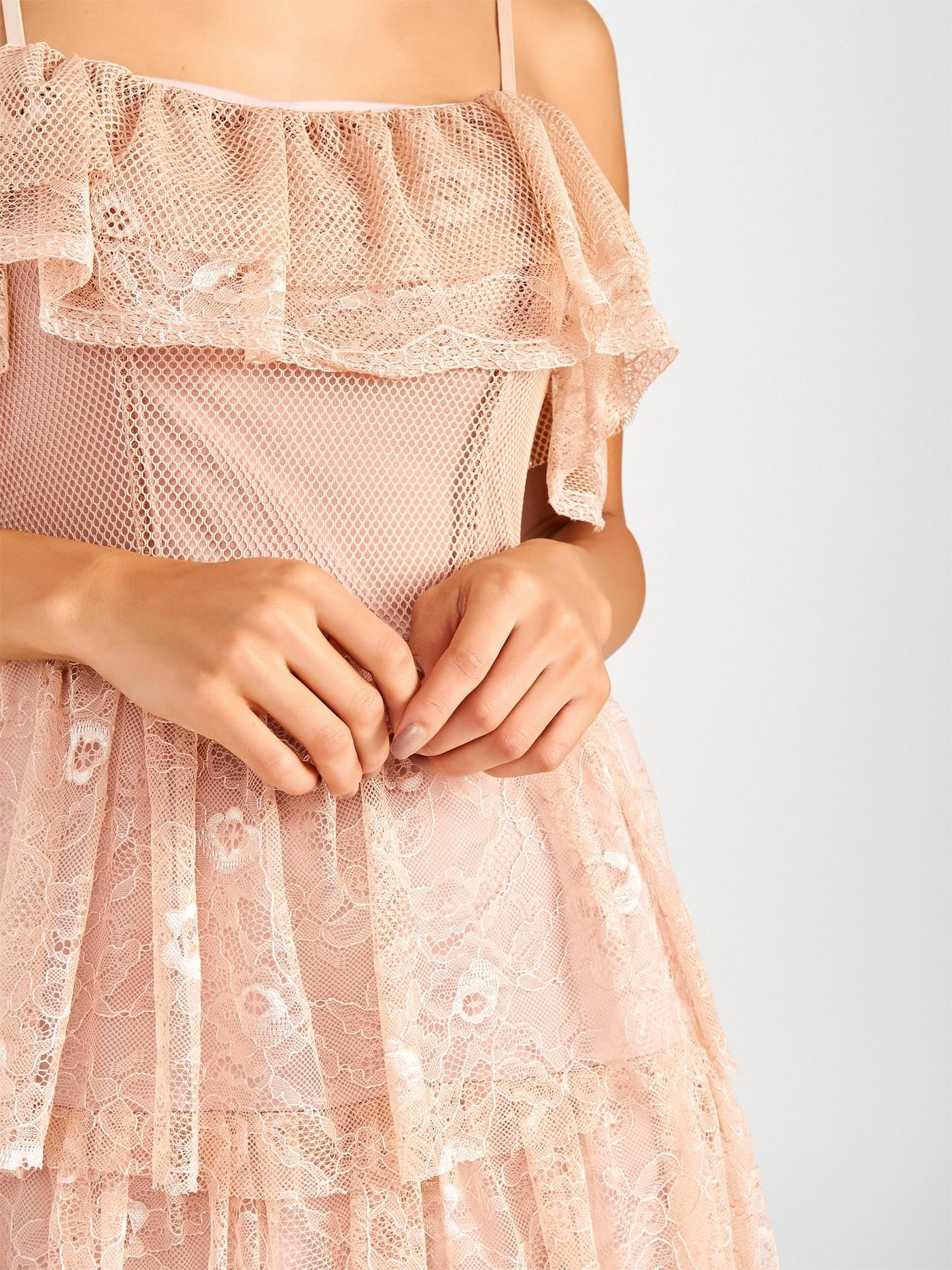 Романтіческое платье Rinascimento