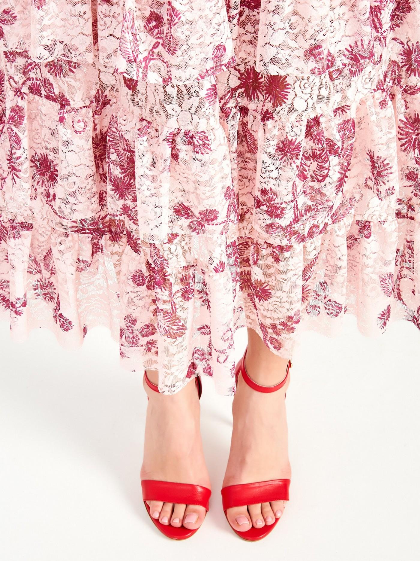 Довга сукня в квітах Rinascimento