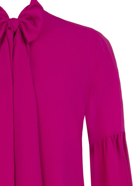 Блуза з бантом Rinascimento