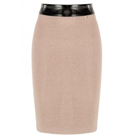 Стильная розовая юбка RINASCIMENTO