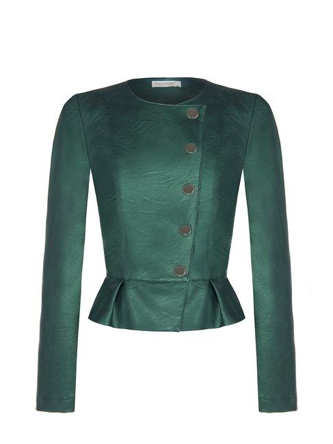 Стильна куртка з кнопками  Rinascimento