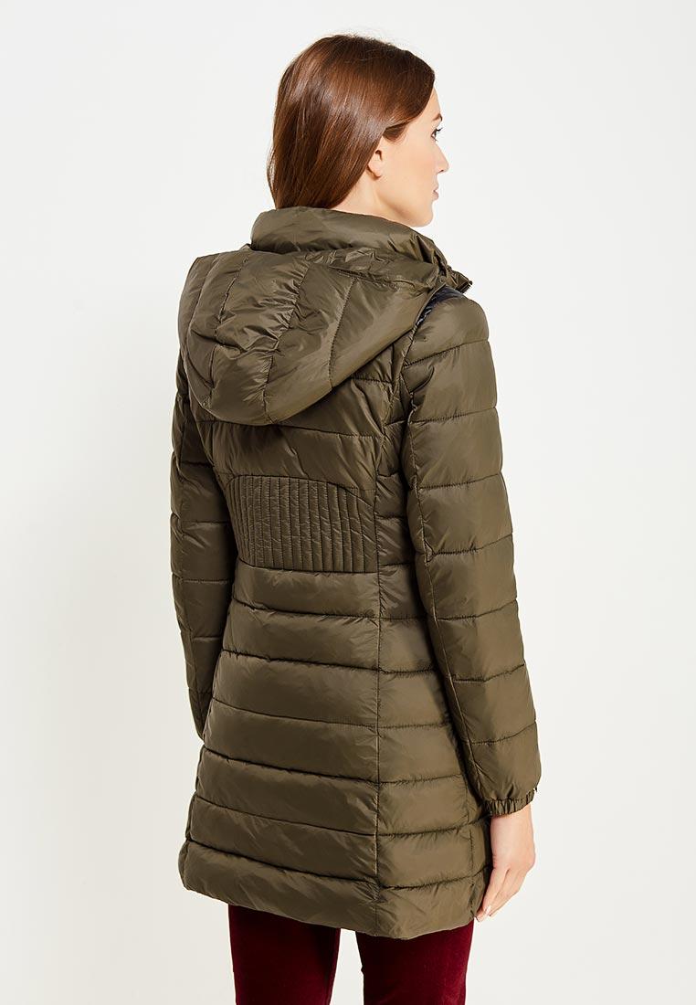 Куртка Rinascimento выполнена из стеганого текстиля.