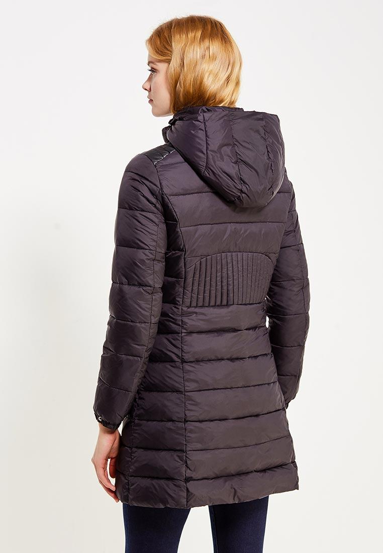 Куртка Rinascimento выполнена из стеганого текстиля, черного цвета.
