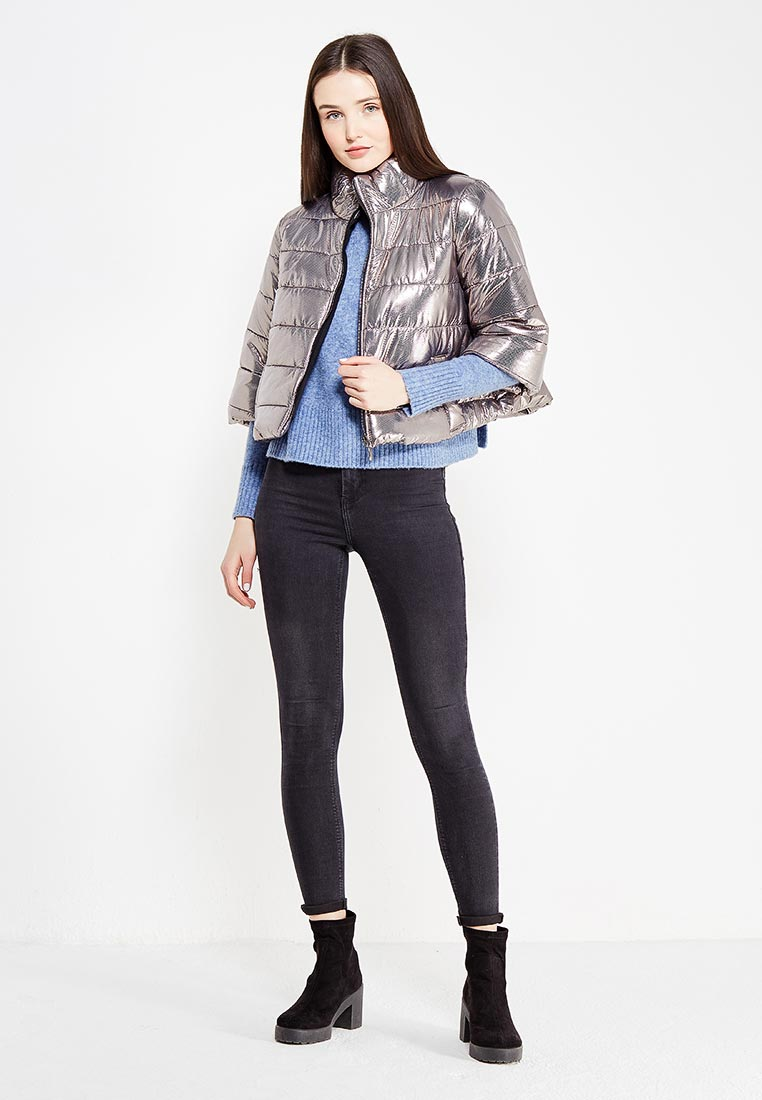 Тепленька коротенька куртка Rinascimento