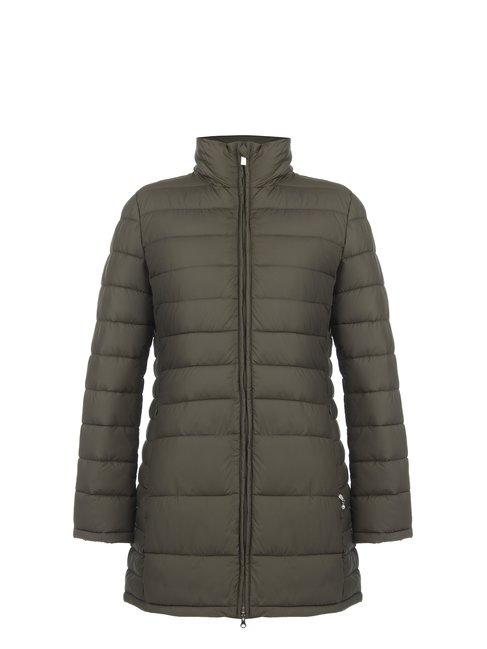 Пальто стьобане італійського бренду Rinascimento